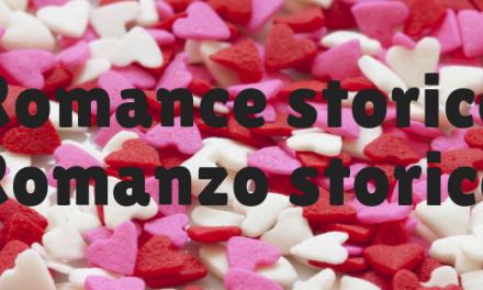 I mercoledì di Babette: Romance storico o Romanzo storico?