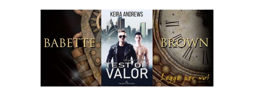 Recensione: Test of Valor, di Keira Andrews