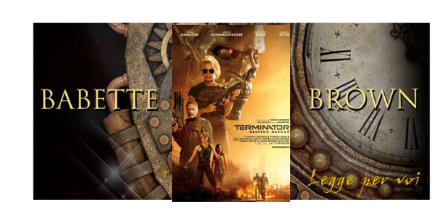 Recensione: Terminator destino oscuro (cinema)