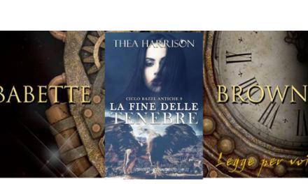 Recensione: La fine delle tenebre, di Thea Harrison