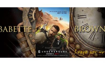 Recensione: 6 Underground (cinema)