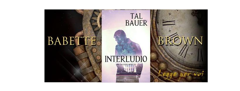 Recensione: Interludio, di Tal Bauer