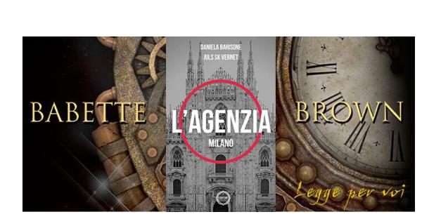 Recensione: L'Agenzia: Milano, di Daniela Barisone & Juls SK Vernet