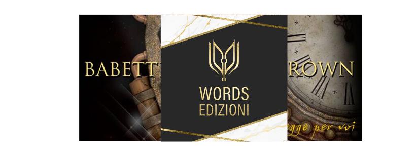 Eventi: nasce una nuova Casa editrice, WORDS EDIZIONI