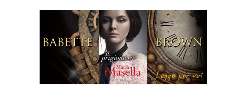 Recensione: Il prigioniero, di Maria Masella