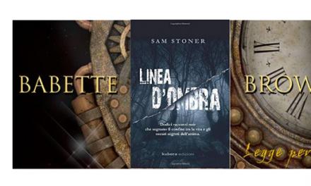 Segnalazioni: Sam Stoner e Linea d'Ombra (racconti)
