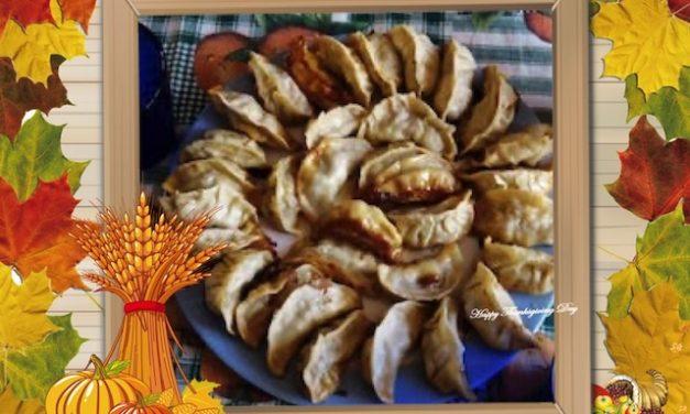 In cucina con Maddy: i GYOZA, famosi ravioli giapponesi