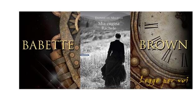 "Recensioni: Grazia Maria Francese ha letto ""Mia cugina Rachele"", di Daphne Du Maurier"