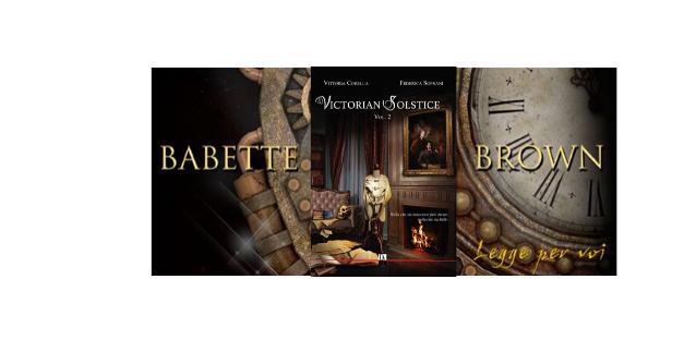 Segnalazione: Victorian Solstice Volume 2, di Vittoria Corella & Federica Soprani