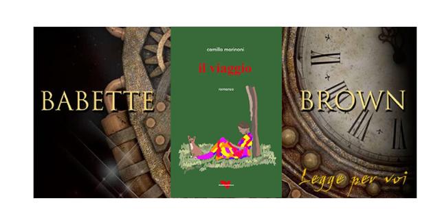 """Segnalazioni: """"Il Viaggio"""" raccontato dall'autrice"""