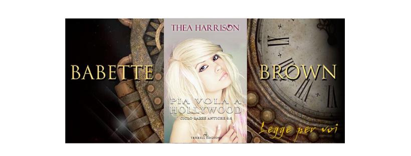 Recensione: Pia va a Hollywood, di Thea Harrison