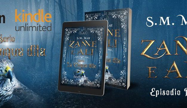 Zanne e Ali: Serie Le Cinque Dita, di S.M. May