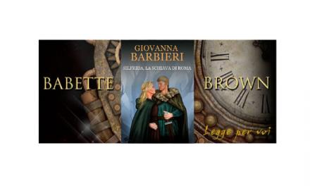 Recensione: Silfrida, la schiava di Roma, di Giovanna Barbieri