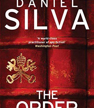 Recensione: The Order, di Daniel Silva (lingua inglese)