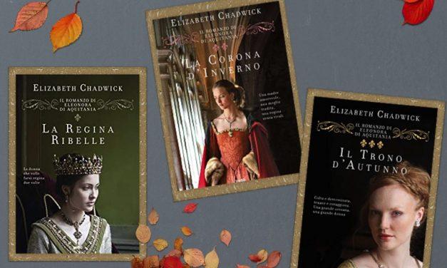Recensione: Il romanzo di Eleonora d'Aquitania – La trilogia, di Elisabeth Chadwick