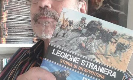 Stefano Di Marino presenta Legione Straniera