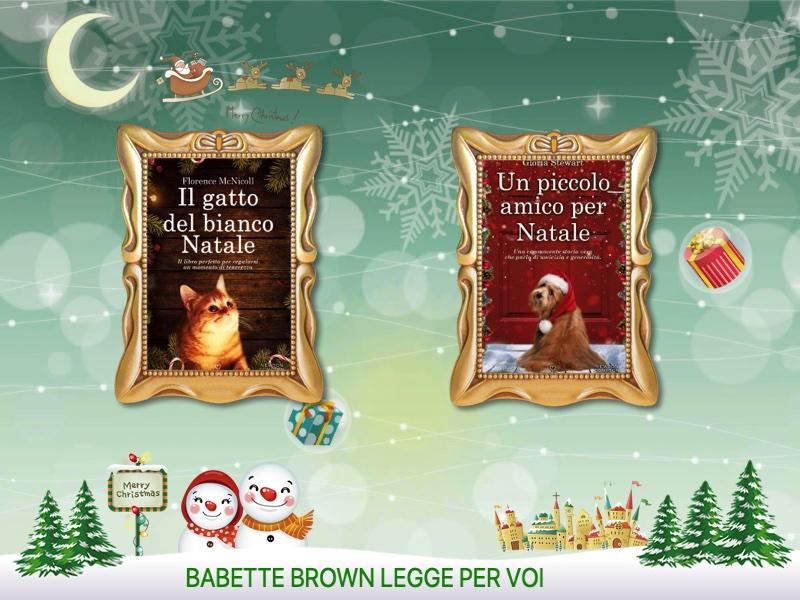 Natale si avvicina: libri con cani e gatti