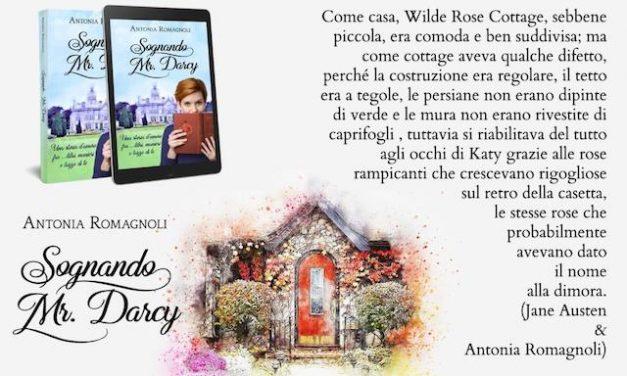 """Antonia Romagnoli ci parla di """"Sognando Mr. Darcy"""""""