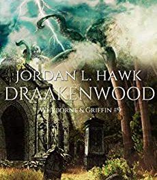 Recensione in anteprima: Draakenwood, di Jordan L. Hawk