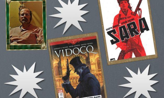 Fumetti: le mini-recensioni di Stefano Di Marino
