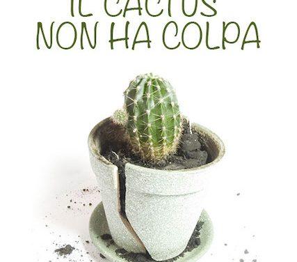 Segnalazione: Il cactus non ha colpa, di Roberta Marcaccio