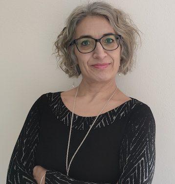 Le interviste di Babette Brown: Roberta Marcaccio