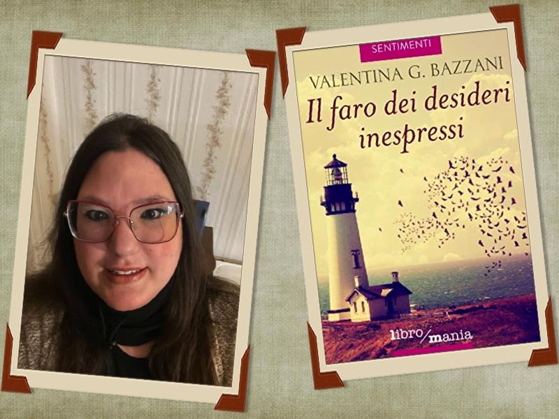 Le interviste: Valentina G. Bazzani