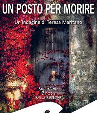 Segnalazione: Un posto per morire, di Maria Masella