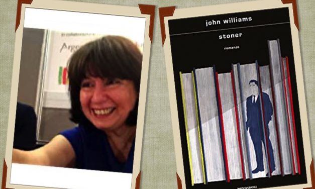 """Viviana Giorgi ci consiglia """"Stoner"""", di John Williams"""