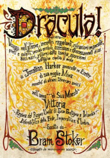 Recensione: Dracula, di Bram Stoker (edizione illustrata)