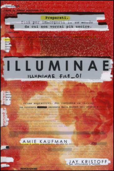 Recensione: Illuminae, di Amie Kaufman & Jay Kristoff
