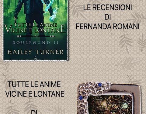 Recensione: Tutte le anime vicine e lontane, di Hailey Turner