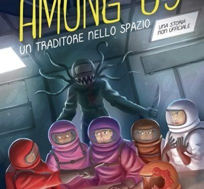 Segnalazione: Among us – Un traditore nello spazio, di Laura Rivière