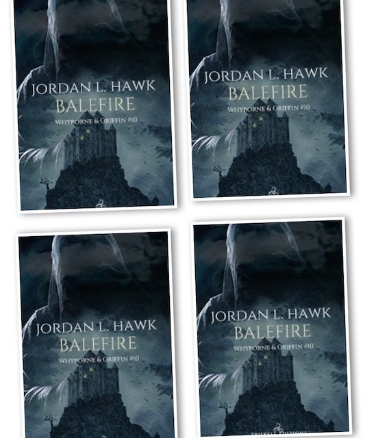 Recensione: Balefire, di Jordan L. Hawk