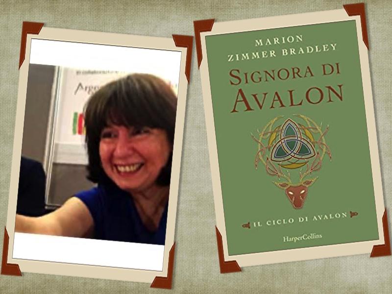 Viviana Giorgi sconsiglia Signora di Avalon, di Marion Zimmer Bradley